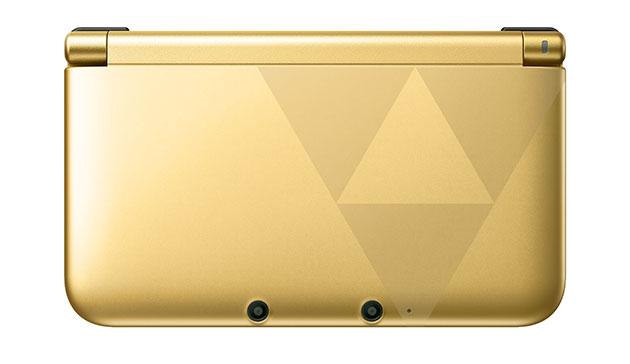 Nintendo 3DS XL Zelda Link 02