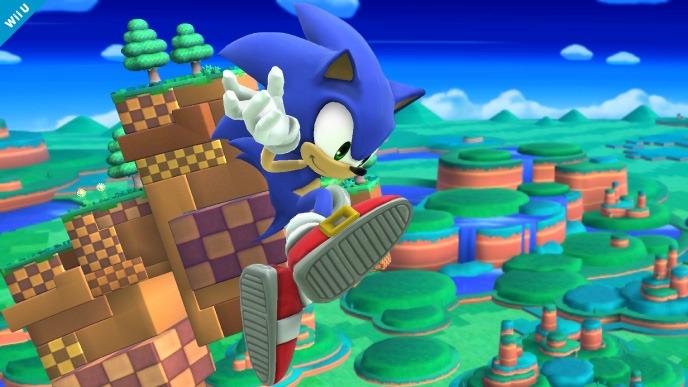 Sonic Smash Bros 3DS Wii U 05