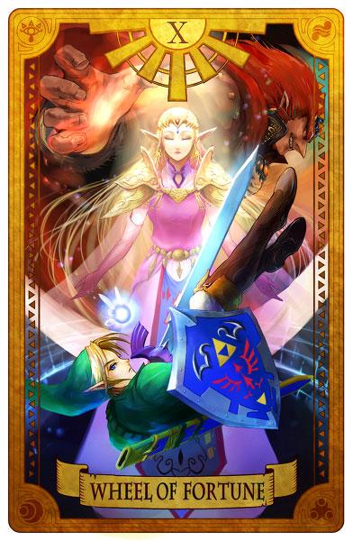 Tarot-Zelda-Fortune