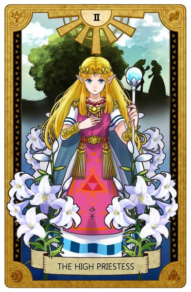 Tarot-Zelda-High-Priestess