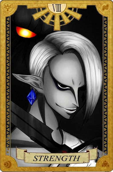 Tarot-Zelda-Strength