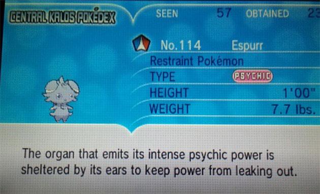 ¡Nueva forma de Charizard y nuevos pokémon! Espurr-pokemon-x-y-leak