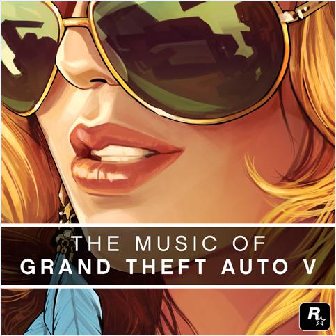 grand theft auto V musica