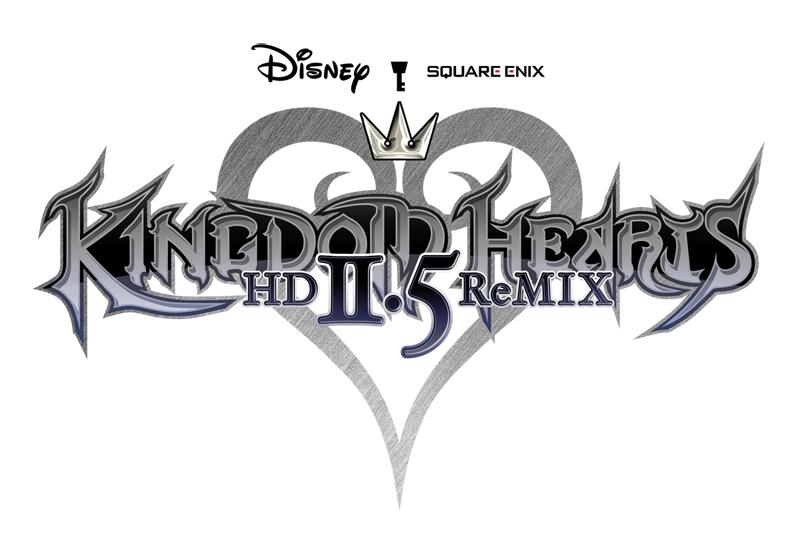 kingdom hearts hd 2 5 remix
