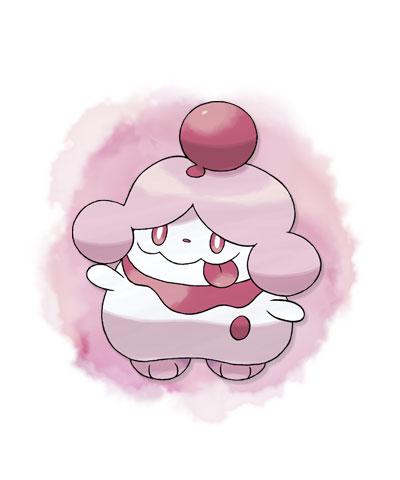 slurpuff pokemon x y 01