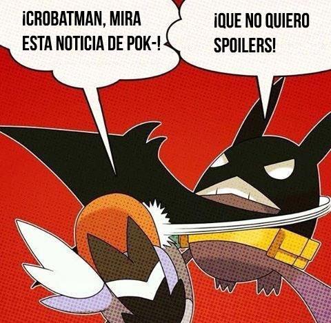 Pokemon x y spoilers