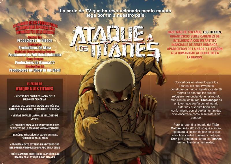 Ataque a los titanes Selecta 02