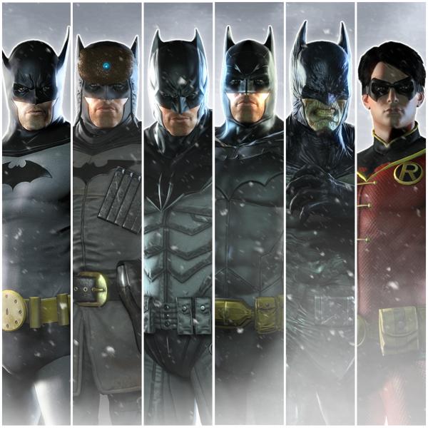 Batman Arkham Origin Millenium Pack