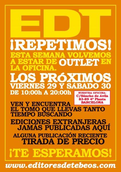 EDT Outlet repite