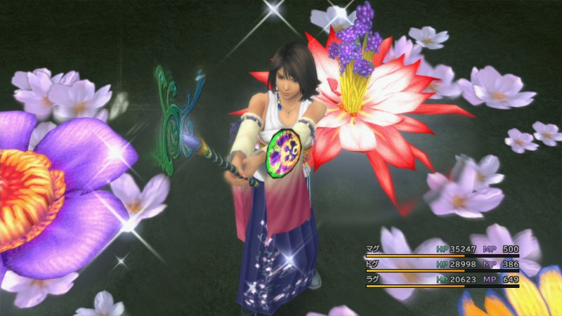 Final Fantasy X 2 hd remaster nov (23)