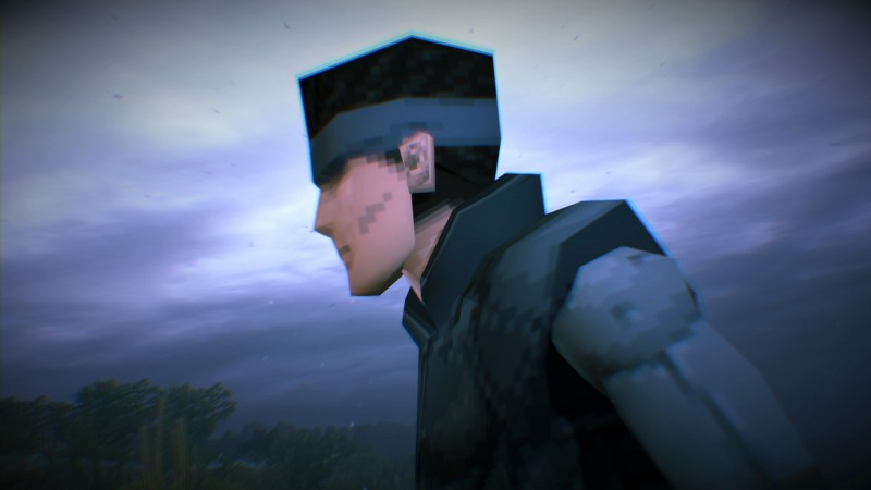 Ground Zeroes MGS1 Deja Vu 02
