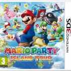 Mario Party Tropical Island pal cover