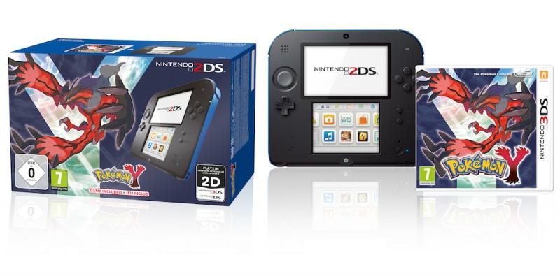 Nintendo 2DS Pokemon Y