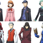 Persona 3 movie characters
