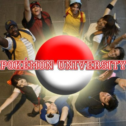 pokemon university