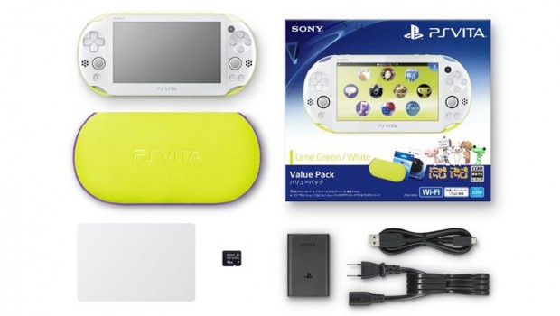 ps vita pack japon 2013