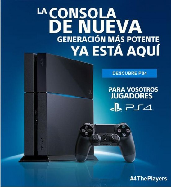 ps4 4theplayers