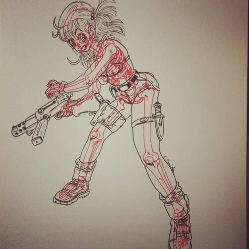 radiografia anime dibujos 02