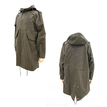 Black Lagoon chaqueta M51