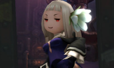 Bravely Second screens 01 Bravely Second ya tiene tráiler