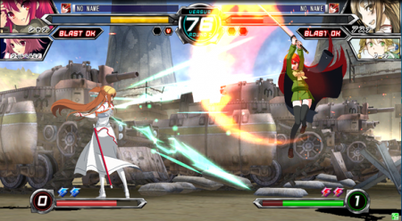 Dengeki Bunko Fighting Climax 01