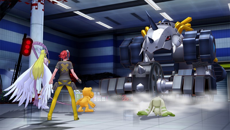 Digimon Story Cyber Sleuth 01