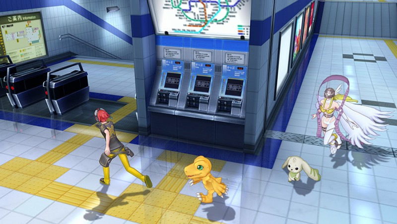 Digimon Story Cyber Sleuth 02
