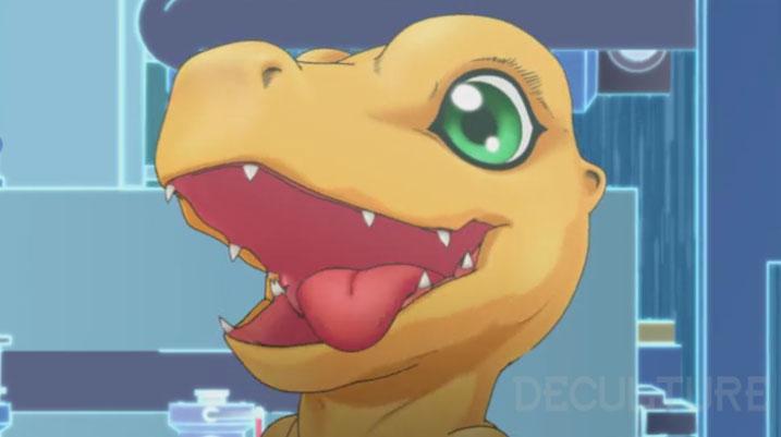 Digimon Story Cyber Sleuth Agumon