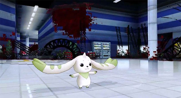 Digimon Story Cyber Sleuth Terriermon