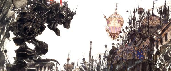 Final Fantasy VI smartphone