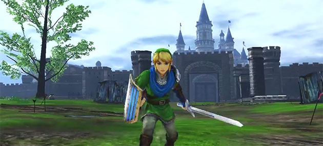 Hyrule-Warriors-Link