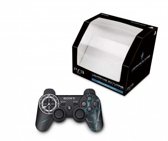 Lightning Returns dualshock 3