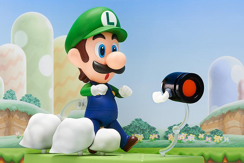 Luigi Nendoroid 04