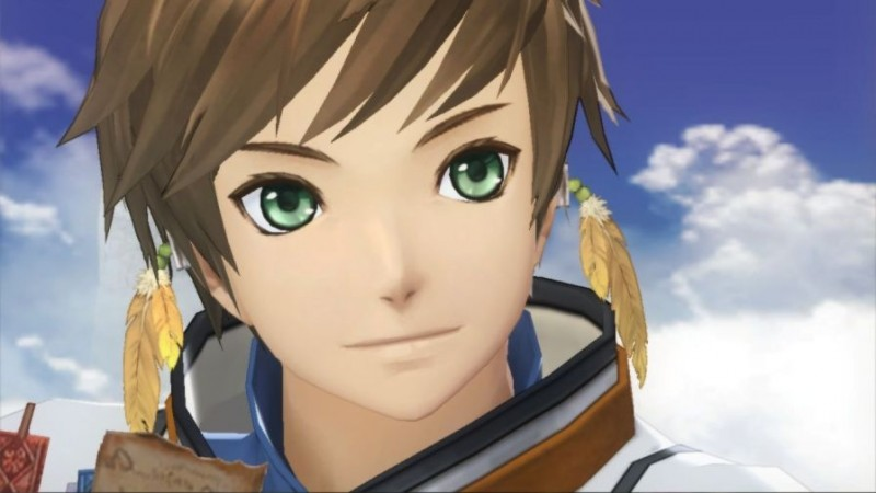 Tales of Zestiria 01