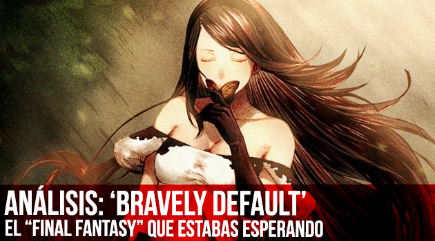 bravely default analisis Análisis: Bravely Default