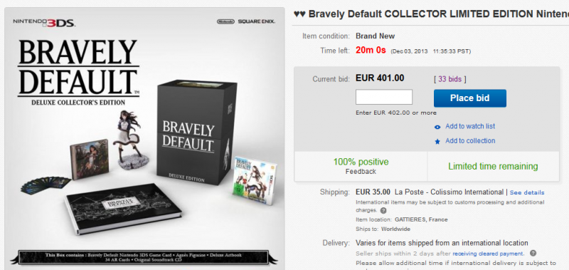 bravely default deluxe especulacion