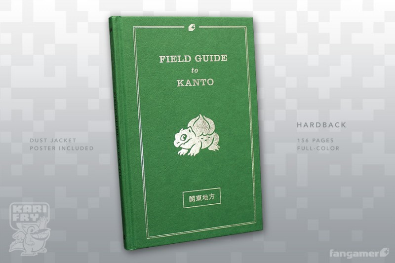 field guide to kanto 01