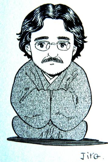 jiro taniguchi caricatura