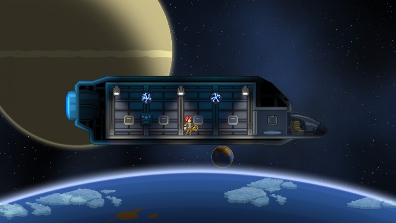 starbound chronicle space