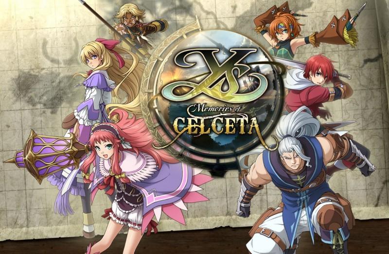 ys memories of celceta wallpaper