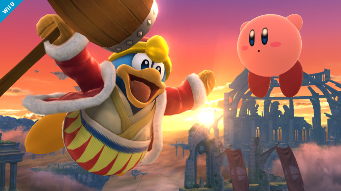 Dedede Smash Bros WiiU 3DS 01