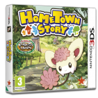 HomeTown Story PAL Cover