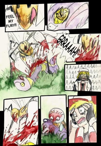 Its a hard life pokemon comic