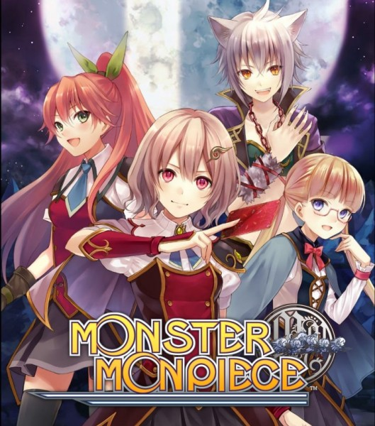 Monster Monpiece cover