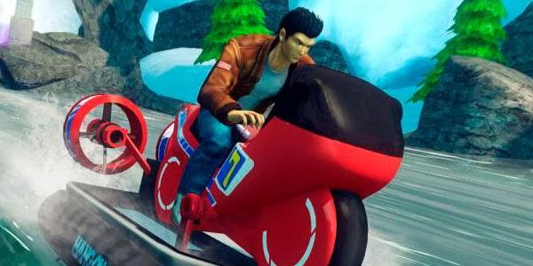 Ryo Hazuki Sonic all star racing transformed