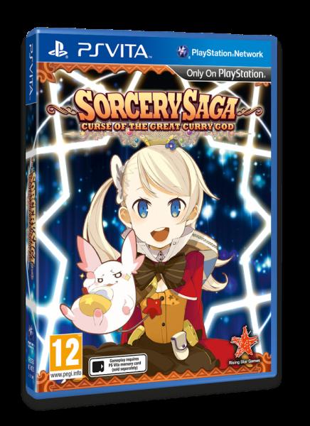 Sorcery Saga pal cover