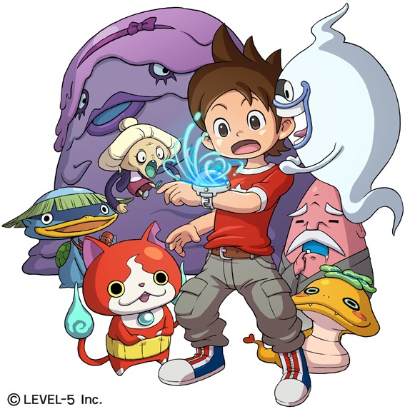 yo kai watch europe
