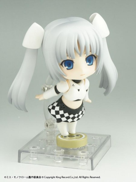Poker Face Black Nendoroid