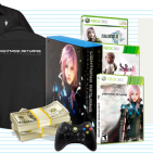 Concurso dibujo lightning returns