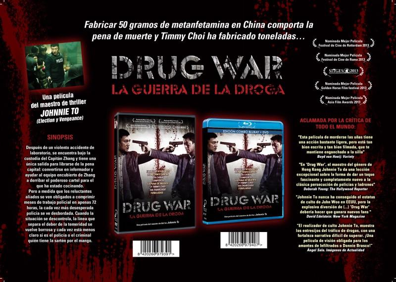 Drug War Selecta Vision